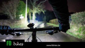Fietsverlichting verbeteren
